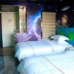 Отель Nihang Theme Hotel Китай, Шанхай - отзывы, цены и фото номеров - забронировать отель Nihang Theme Hotel онлайн комната для гостей фото 4