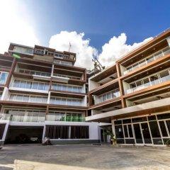 Отель Q Conzept Boutique Residence Таиланд, Карон-Бич - отзывы, цены и фото номеров - забронировать отель Q Conzept Boutique Residence онлайн парковка
