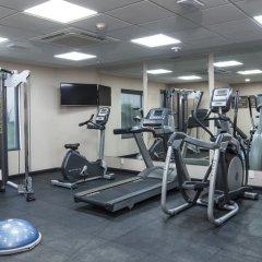 Отель Candlewood Suites Queretaro Juriquilla фитнесс-зал фото 3
