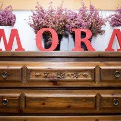 Отель Mora Rooms Барселона развлечения