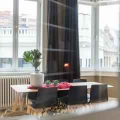 Отель Smartflats Design - Theatre Бельгия, Антверпен - отзывы, цены и фото номеров - забронировать отель Smartflats Design - Theatre онлайн балкон