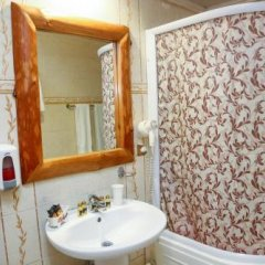 Гостиница Смирнов ванная