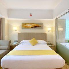 Shenzhen Renshanheng Hotel Шэньчжэнь комната для гостей фото 4