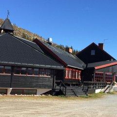 Отель Skjerdingen Høyfjellshotel парковка