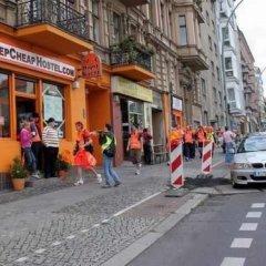 Отель Sleepcheaphostel Германия, Берлин - отзывы, цены и фото номеров - забронировать отель Sleepcheaphostel онлайн городской автобус