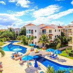 Отель Paseo del Sol by Royal Properties Плая-дель-Кармен бассейн фото 2