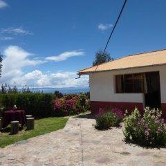 Отель Casa Inti Lodge парковка