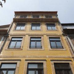 Отель BO - Sá de Noronha вид на фасад