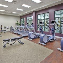 Отель Embassy Suites Columbus - Airport фитнесс-зал фото 2
