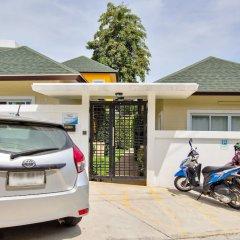 Отель Blue Wave Samui Bophut Самуи парковка