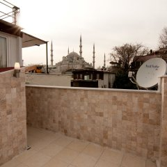 Отель Blue Mosque Suites парковка