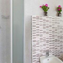 Отель Capinera Римини ванная фото 2