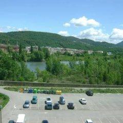 Отель Hostal Pirineos Ainsa Испания, Аинса - отзывы, цены и фото номеров - забронировать отель Hostal Pirineos Ainsa онлайн парковка