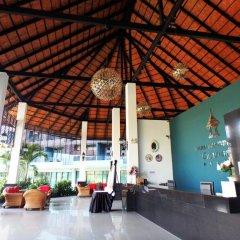 Отель Baan Bangsaray Condo Банг-Саре гостиничный бар