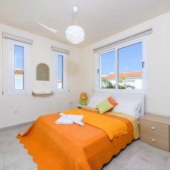 Отель Villa Galina Кипр, Протарас - отзывы, цены и фото номеров - забронировать отель Villa Galina онлайн комната для гостей фото 3