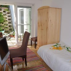Отель Zimmer Ulrike Вена комната для гостей фото 2