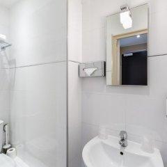 Отель Hôtel Bastille Франция, Париж - отзывы, цены и фото номеров - забронировать отель Hôtel Bastille онлайн ванная
