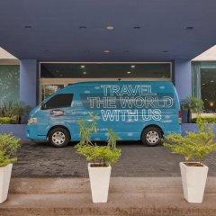 Отель Hampton Inn by Hilton/ GuadalajaraExpo Мексика, Гвадалахара - отзывы, цены и фото номеров - забронировать отель Hampton Inn by Hilton/ GuadalajaraExpo онлайн городской автобус