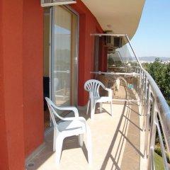 Отель Rubi Aparthotel Солнечный берег балкон