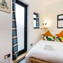 Отель Pancras Parlour комната для гостей