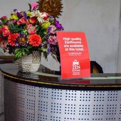 Отель ZEN Rooms Messenger Street Colombo 12 Шри-Ланка, Коломбо - отзывы, цены и фото номеров - забронировать отель ZEN Rooms Messenger Street Colombo 12 онлайн интерьер отеля