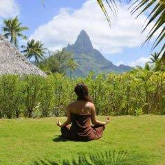 Отель InterContinental Bora Bora Resort and Thalasso Spa фитнесс-зал фото 4
