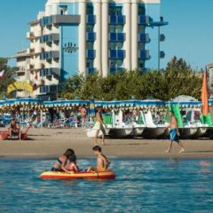 Hotel Helios пляж