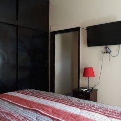 Отель Hostal Altamira Сан-Педро-Сула удобства в номере