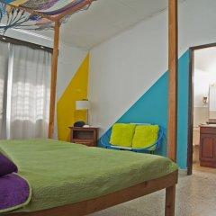 Отель La Hamaca Hostel Гондурас, Сан-Педро-Сула - отзывы, цены и фото номеров - забронировать отель La Hamaca Hostel онлайн комната для гостей фото 5