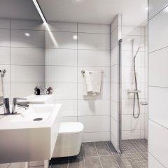 Thon Hotel Wergeland ванная