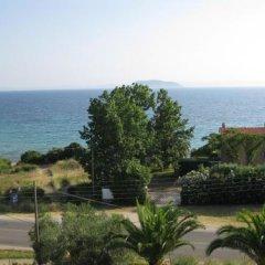 Отель Helios Land пляж фото 2