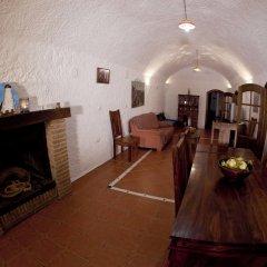 Отель Cuevas Blancas Сьерра-Невада интерьер отеля фото 3