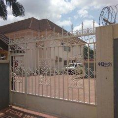 Eden Crest Hotel & Resort Энугу балкон