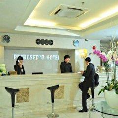 Отель Petrosetco Hotel Вьетнам, Вунгтау - отзывы, цены и фото номеров - забронировать отель Petrosetco Hotel онлайн интерьер отеля фото 2