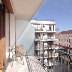 Hotel Gozsdu Court балкон