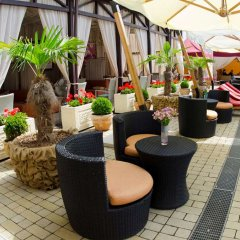 Гостиница Отрада бассейн фото 3