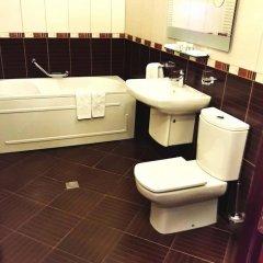 Отель Prestige Hotel Болгария, Свиштов - отзывы, цены и фото номеров - забронировать отель Prestige Hotel онлайн ванная