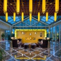Suzhou YangCheng Garden Hotel интерьер отеля