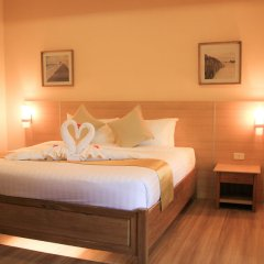 Отель Getaway Resort Lake Mabprachan Thailand комната для гостей фото 3
