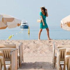 Отель Residence Michel Ange Франция, Канны - отзывы, цены и фото номеров - забронировать отель Residence Michel Ange онлайн пляж фото 2