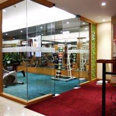 Отель Aurum International Hotel Xi'an Китай, Сиань - отзывы, цены и фото номеров - забронировать отель Aurum International Hotel Xi'an онлайн фитнесс-зал