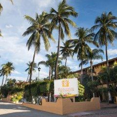 Margaritas Hotel & Tennis Club пляж фото 2