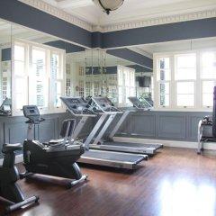 Отель Dalat Palace Далат фитнесс-зал фото 2