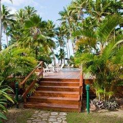 Отель Fiji Palms Фиджи, Вити-Леву - отзывы, цены и фото номеров - забронировать отель Fiji Palms онлайн пляж