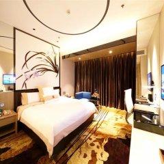Отель Dadongyu Hotel Китай, Чжуншань - отзывы, цены и фото номеров - забронировать отель Dadongyu Hotel онлайн комната для гостей фото 5
