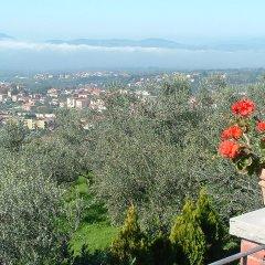 Отель Locazione Turistica Podere Berrettino.1 Реггелло балкон
