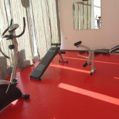 Отель Aparthotel Cote D'Azure фитнесс-зал