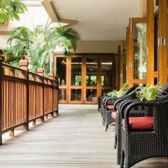 Отель Dor-Shada Resort By The Sea На Чом Тхиан балкон