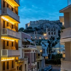 Acropolis View Hotel Афины фото 5