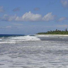 Отель Le Crusoe Французская Полинезия, Бора-Бора - отзывы, цены и фото номеров - забронировать отель Le Crusoe онлайн пляж фото 7